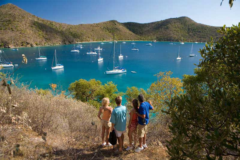 Crociera in catamarano ai Caraibi alle Isole Vergini Britanniche - Tortola Dream